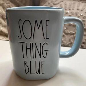Rae Dunn Something Blue Mug